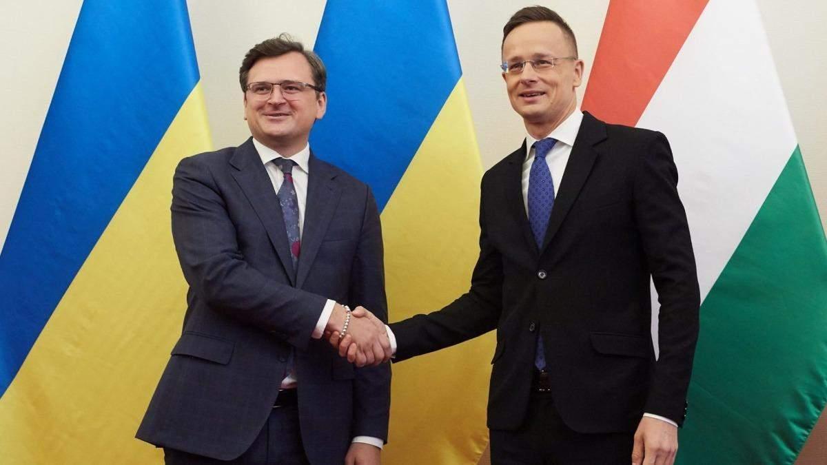 Конфлікт України та Угорщини: у НАТО сподіваються, країни розберуться