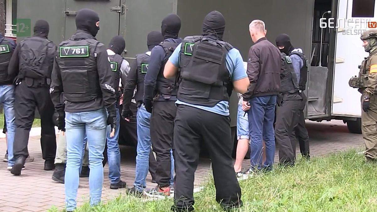 Вагнерівці у Білорусі