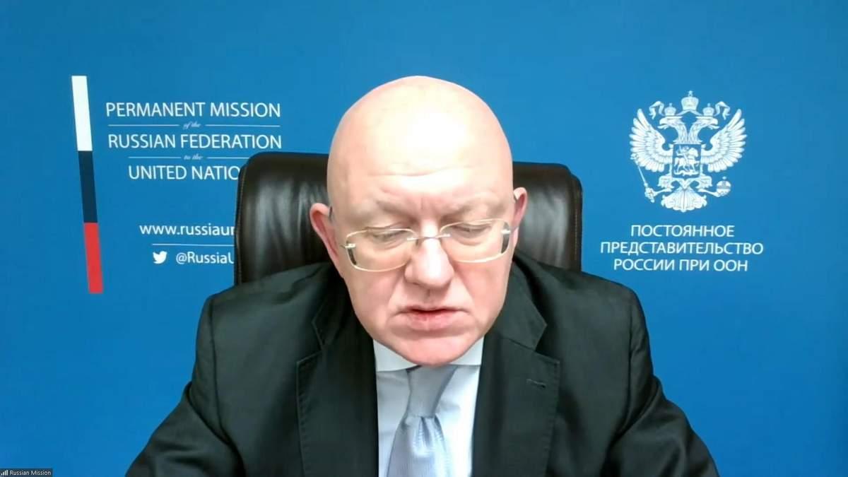 Росія спробувала в ООН легітимізувати бойовиків на Донбасі: як на таку ініціативу Кремля відреагували в Радбезі