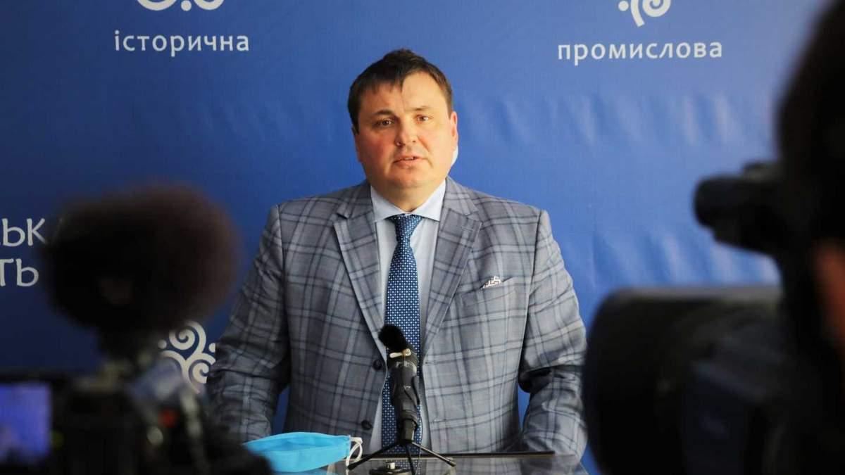 Кто это такой Юрий Гусев – биография главы Укроборонпрома