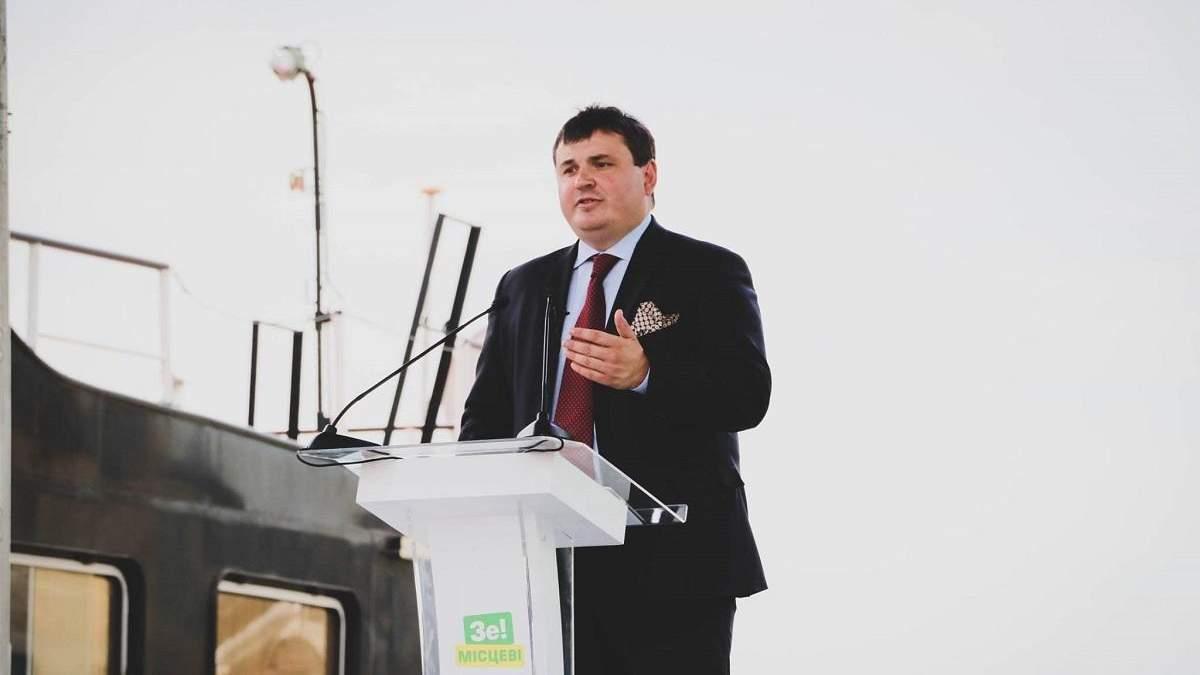 Гусєв в Укроборонпромі отримав перші завдання від Зеленського