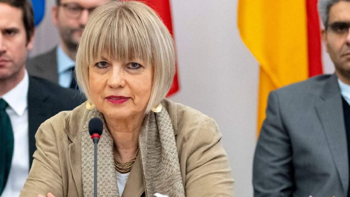 Хельга Шмідт стане генсеком ОБСЄ: що про неї відомо