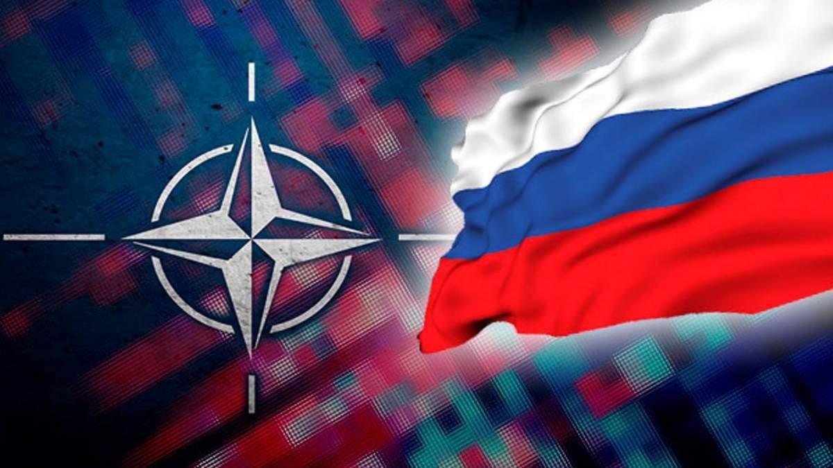 Фейки РФ про НАТО