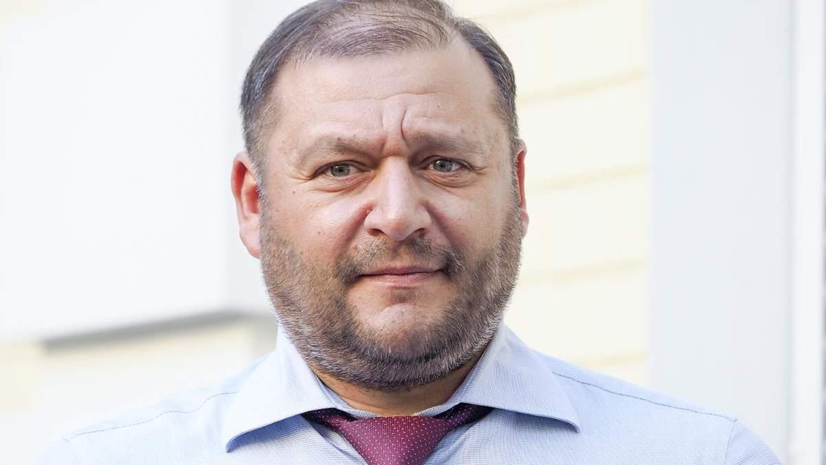 Михайло Добкін повідомив, що у нього коронавірус