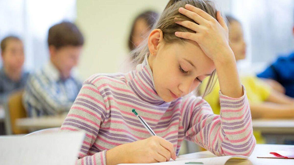 Навчання в школі