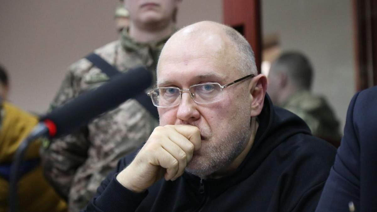 Фигурант дела Гандзюк Игорь Павловский на свободе