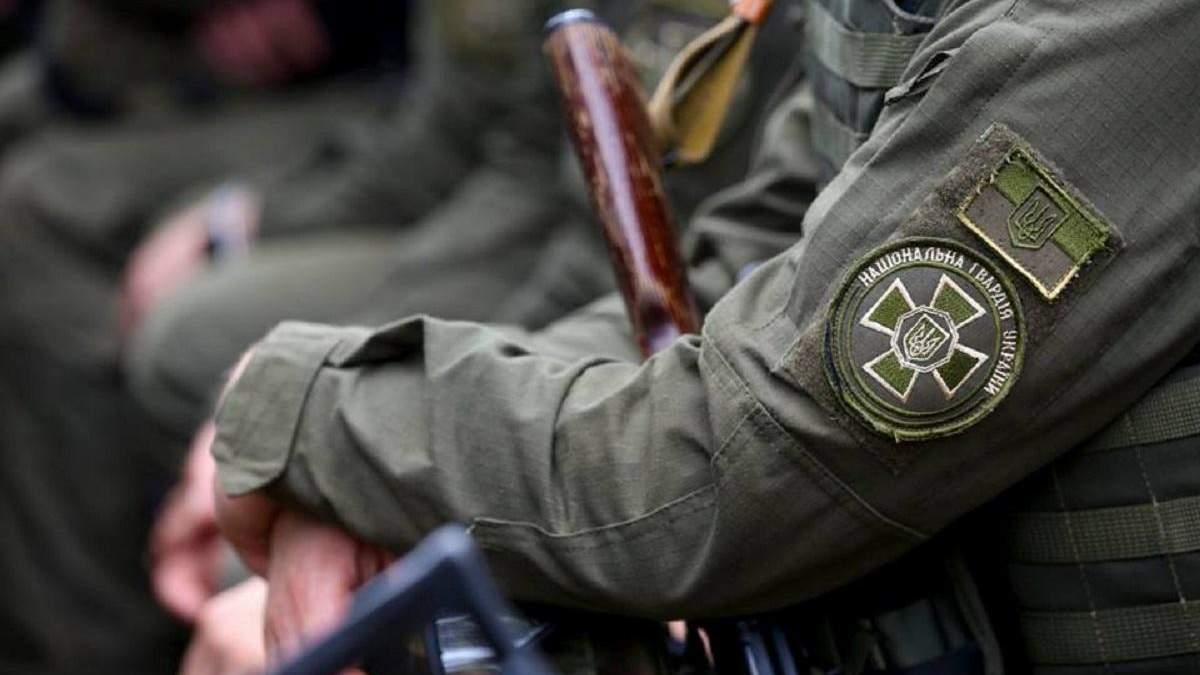 Больницу №5 в Одессе круглосуточно будет охранять Нацгвардия