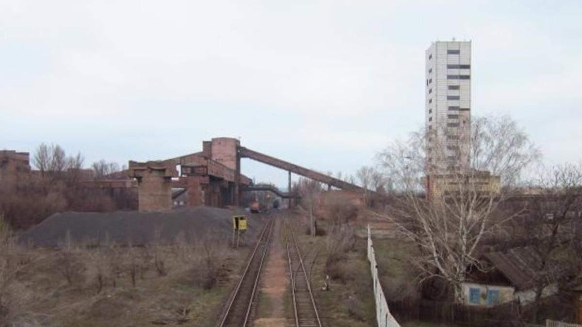 У Кривому Розі 03.12.2020 на шахті Тернівська стався обвал