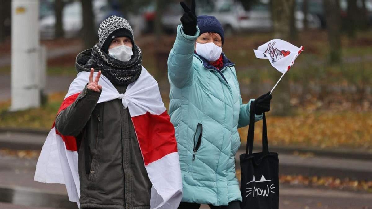 Протести в Білорусі 6 грудня 2020: новини за сьогодні