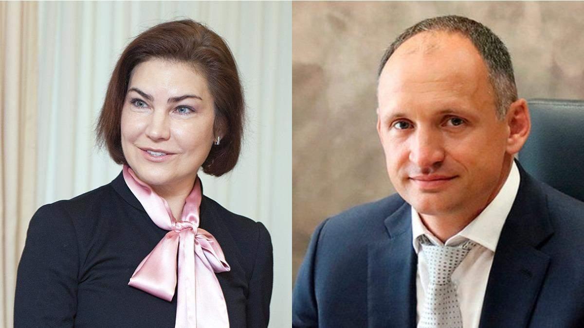 Венедіктов і Татаров
