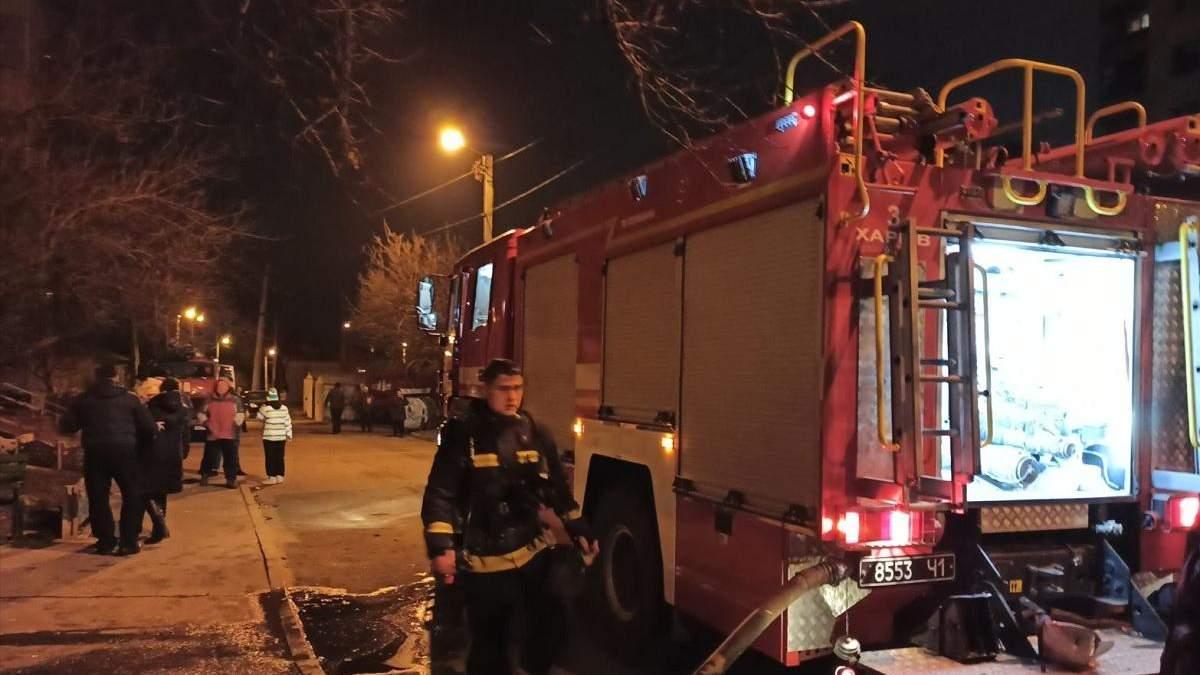 Пожежа у квартирі в Харкові 04.12.2020: є жертва – фото