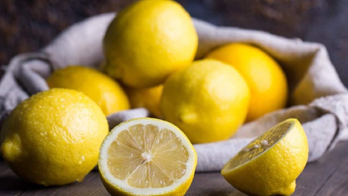 В Україні подорожчали лимони: скільки коштують у грудні 2020