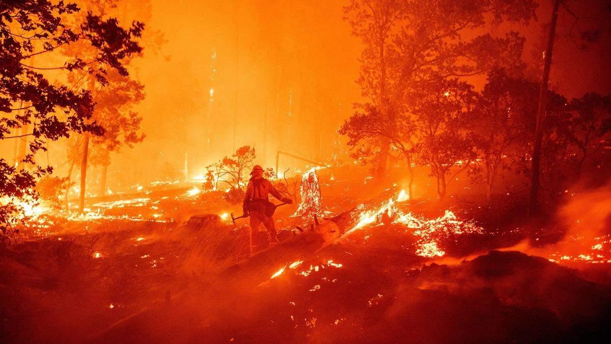 У Каліфорнії знову спалахнули пожежі: тисячі людей евакуюють – фото, відео