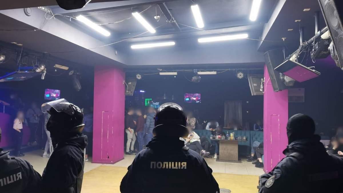 У Харкові власнику клубу загрожує термін за порушення карантину