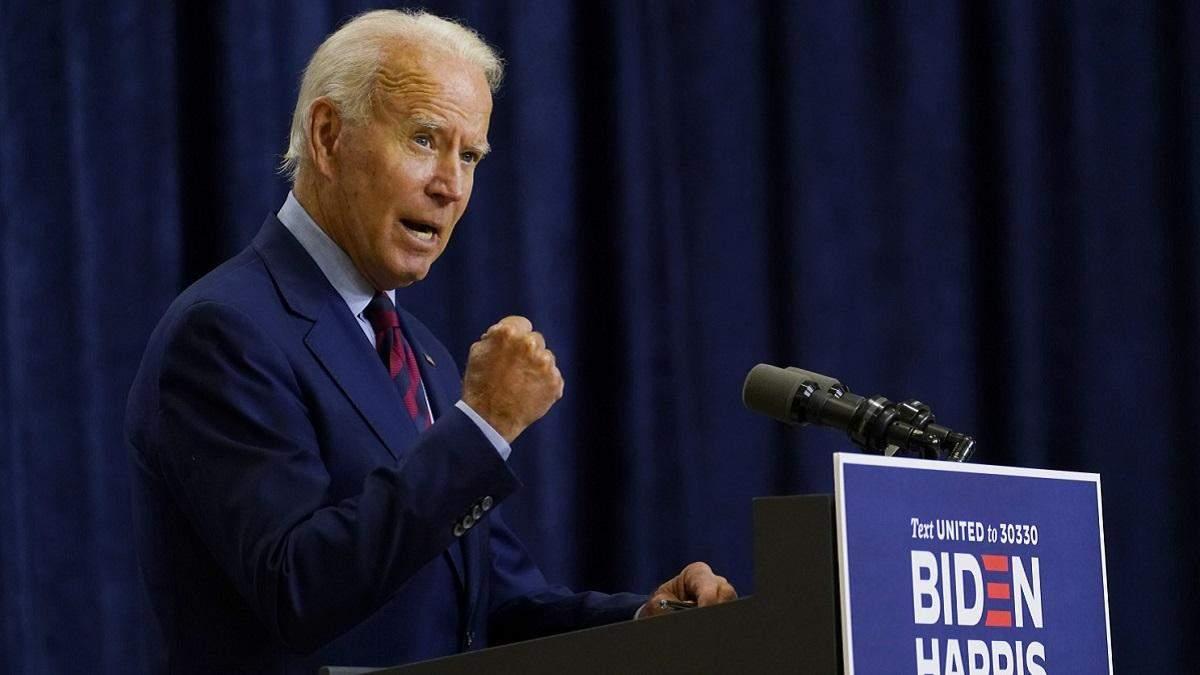 Колегія виборників підтримує перемогу Джо Байдена на виборах у США
