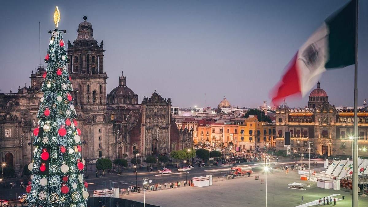 Из-за коронавируса в Мексике призывают отказаться от Рождества