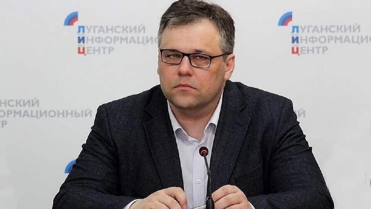 Канал НАШ включив в ефір Родіона Мірошника – лідера бойовиків
