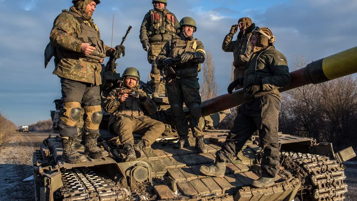 ВСУ готовятся к наступлению на Донбассе, но не пойдут против народа