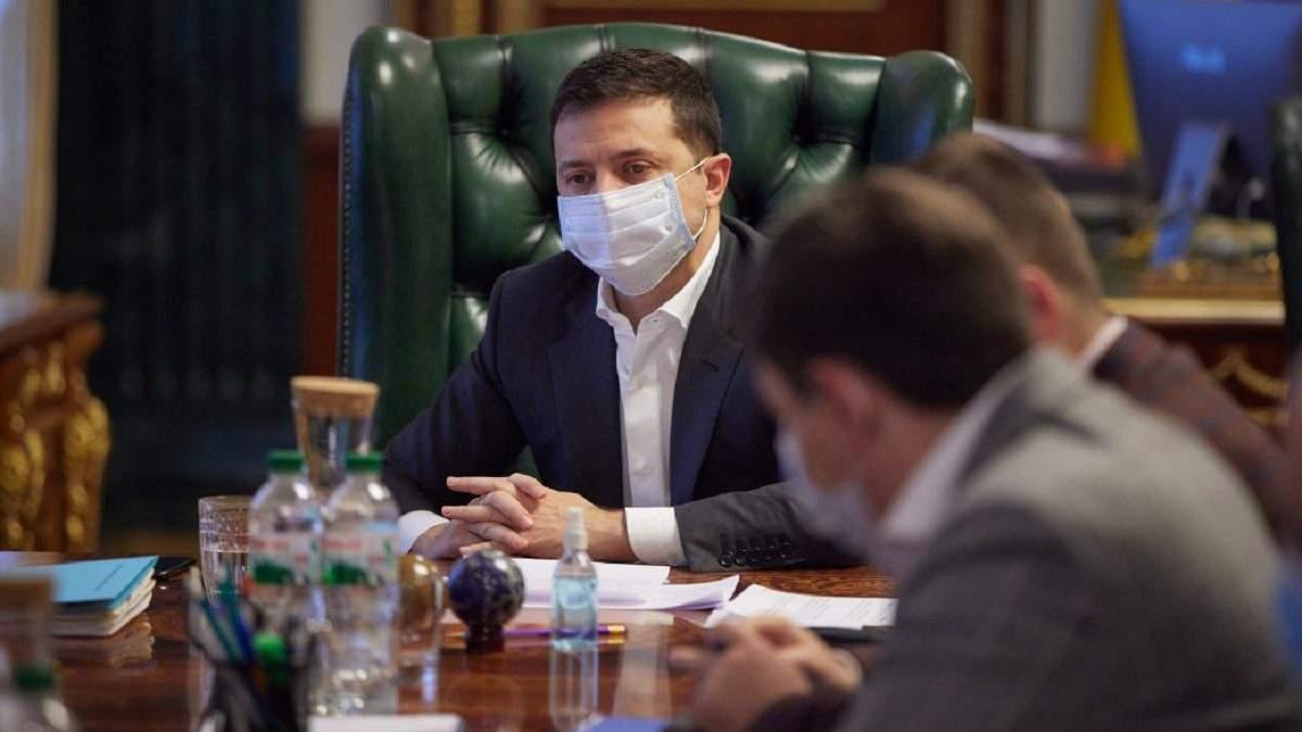 Сколько советников у Владимира Зеленского: как они работают