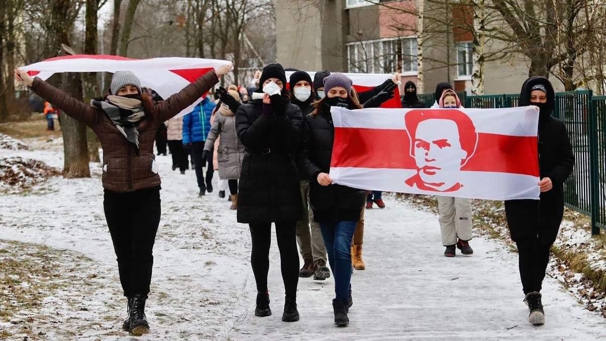 Протесты в Беларуси сегодня, 13 декабря 2020: все новости за день