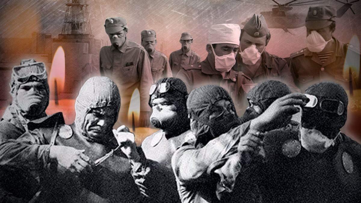 В Украине день участников ликвидации аварии на ЧАЭС: истории героев