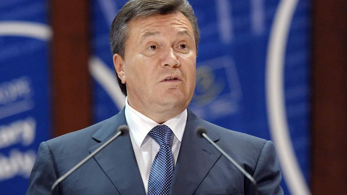 Янукович хоче бути присутнім на суді у справі Майдану