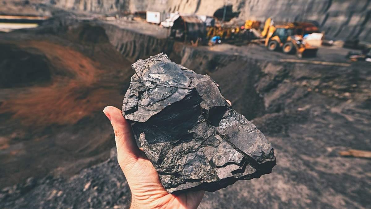 Украина хочет к 2070 году полностью отказаться от угля