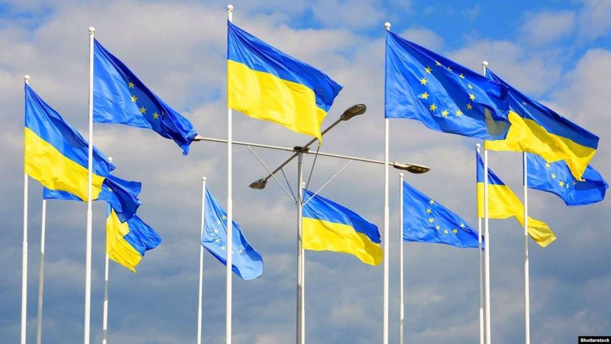 Совет ассоциации Украина - ЕС состоится 11 февраля 2021