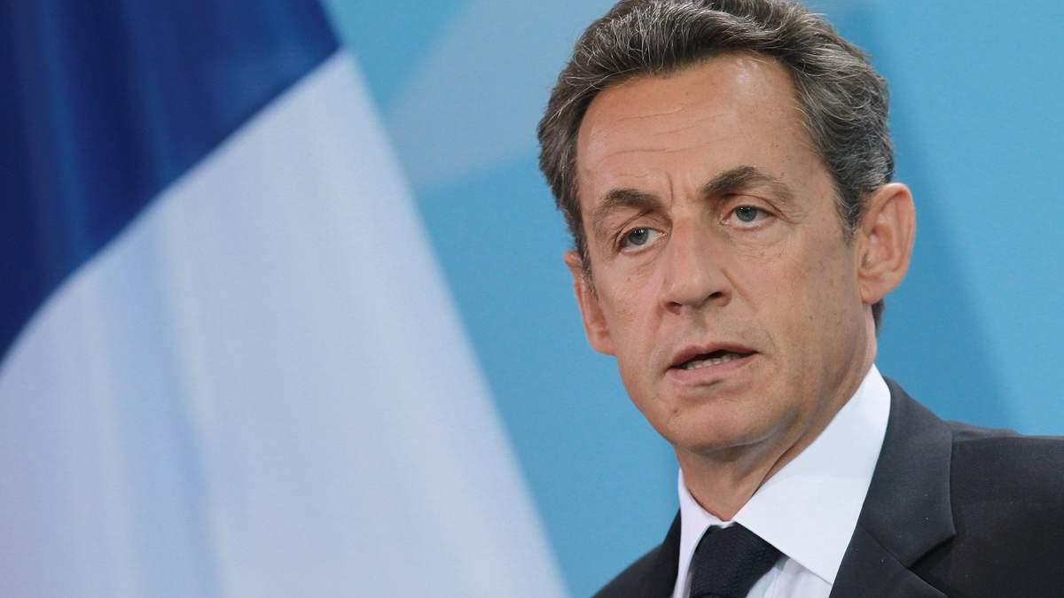 Прокуратура Франції вимагає для Саркозі до 4 років в'язниці
