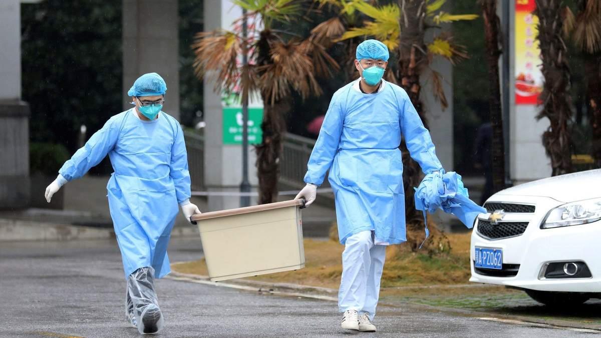 Мужчину на Тайване оштрафовали за нарушение карантина