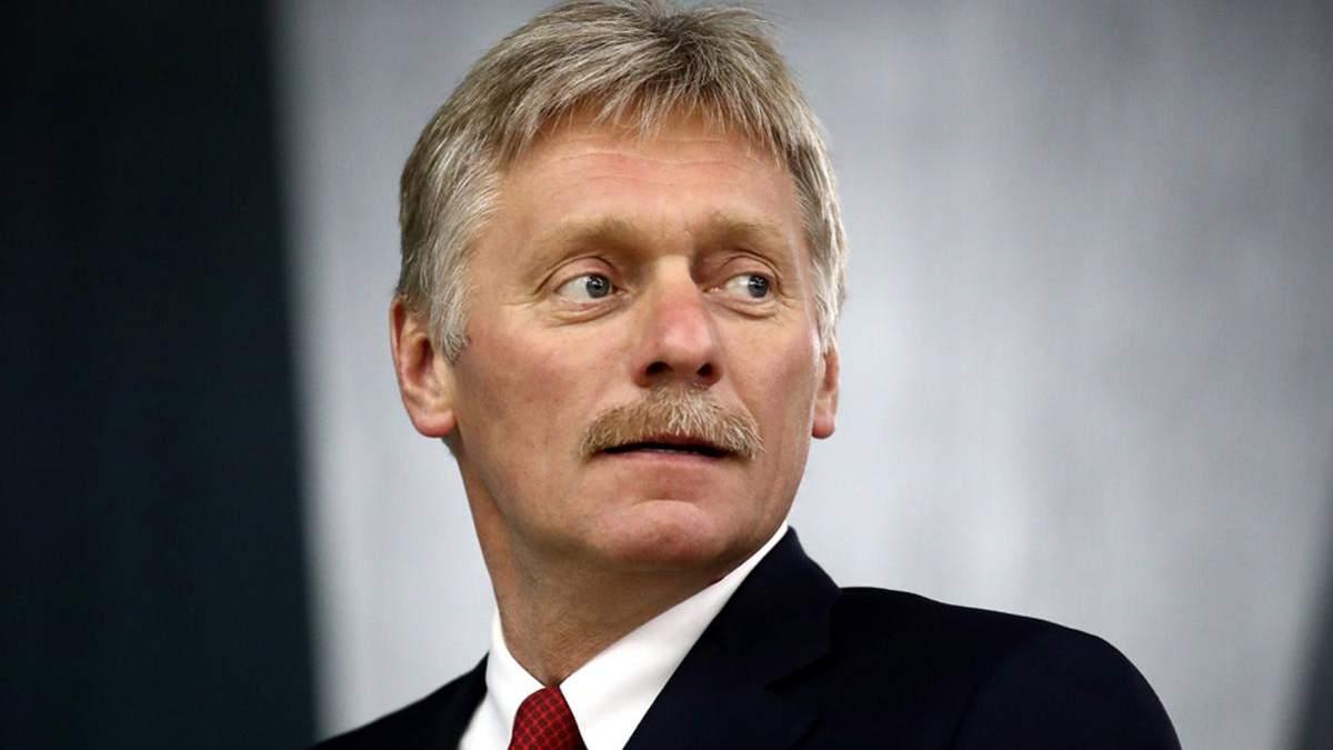 Прикладываем усилия: в Кремле отреагировали на проблему воды в Крыму