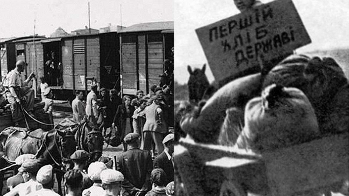 Почему Россия умалчивает Голодомор и депортацию крымских татар