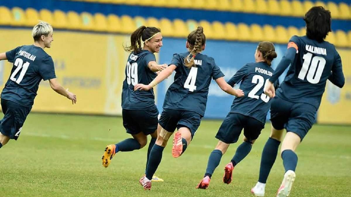 Жіночі команди: Житлобуд-2