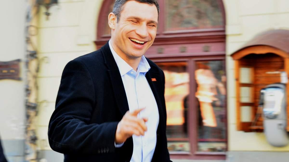 Биография Виталия Кличко – мэр Киева, выдающийся боксер и герой Революции