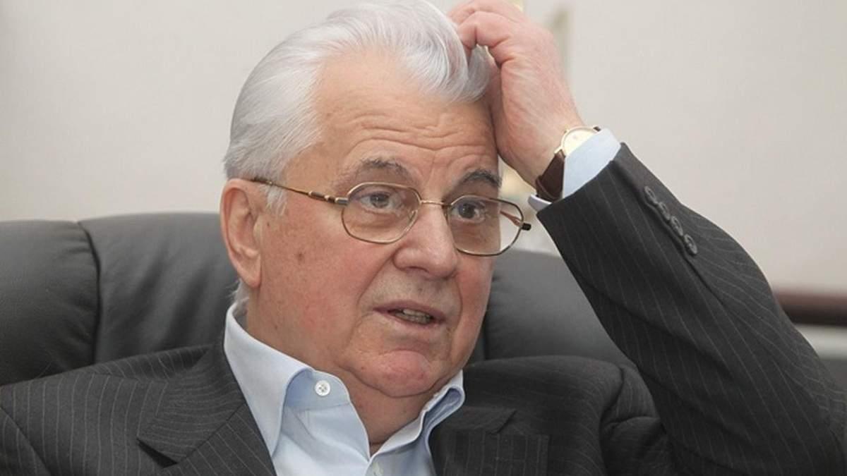 Кравчук заявив, що плану Б щодо Донбасу поки немає