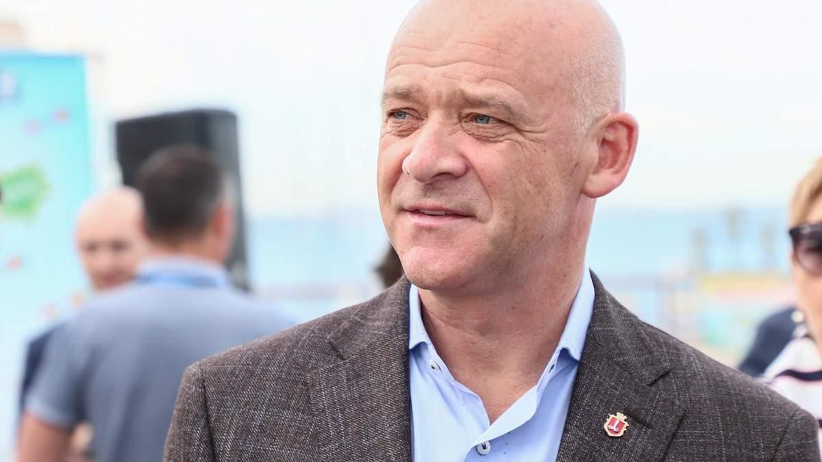 Геннадий Труханов подхватил коронавирус: состояние мэра Одессы