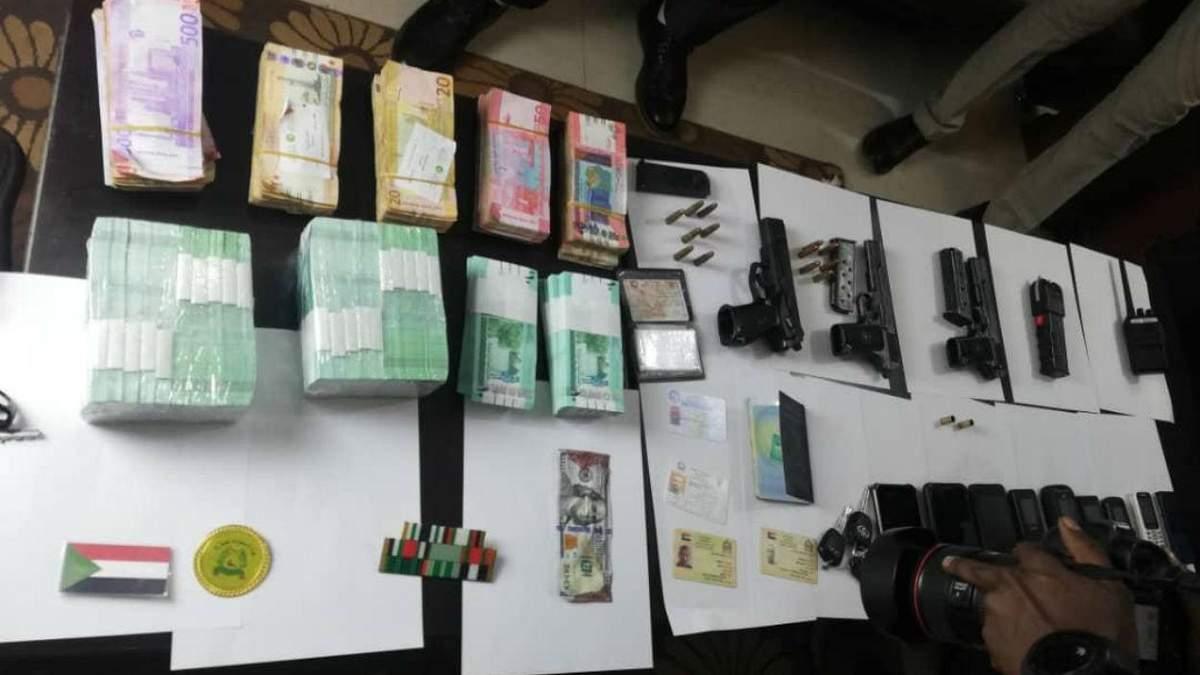 У Судані грабіжники напали на консульство України