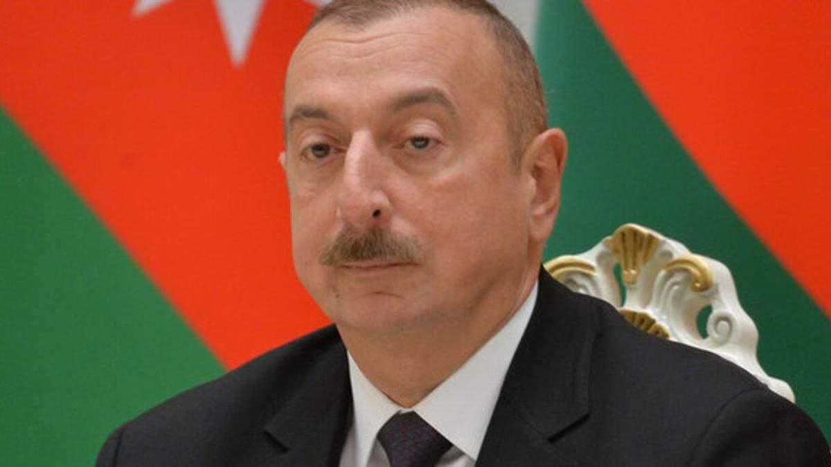 Ільхам Алієв назвав Єреван історичною землею Азербайджану: деталі