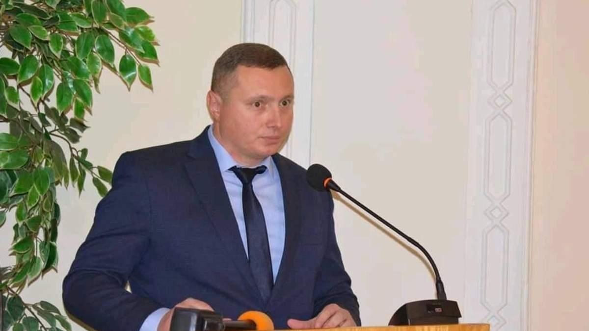 Депутаты выразили недоверие председателю Волынской ОГА