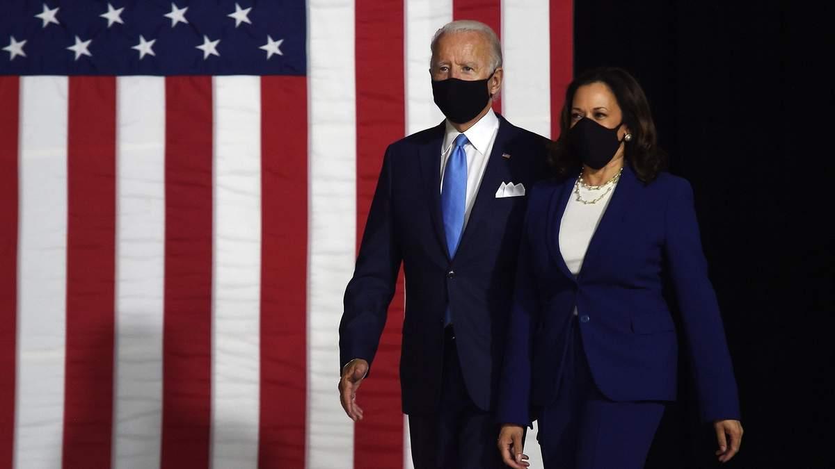 Байдена та Гарріс – Людина року 2020 за версією Time