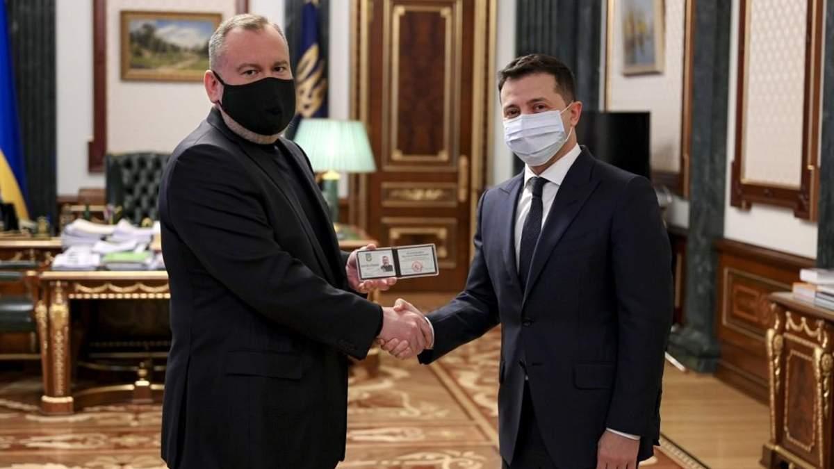 Резниченко стал главой Днепропетровской ОГА: что сказал Зеленский
