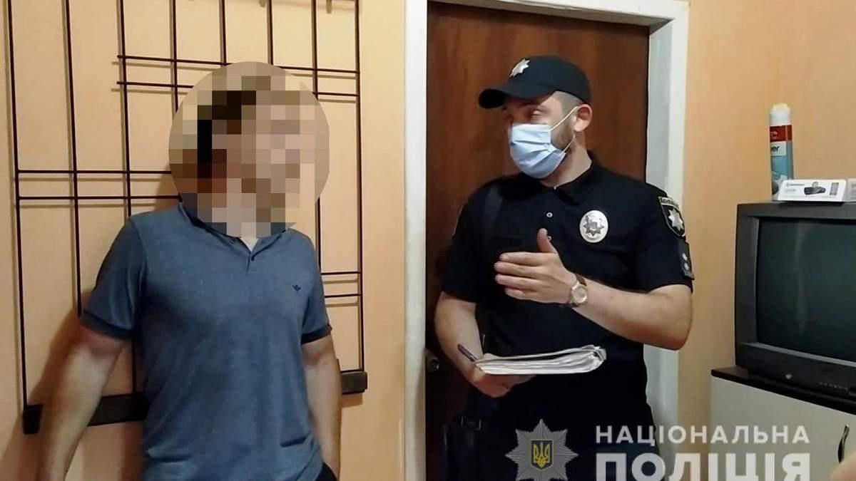 В Одесі луганчанин жорсткого знущався з 5-річної дитини