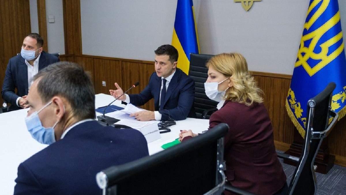 Рекомендация Венецианской комиссии по поводу КСУ: реакция Зелинского