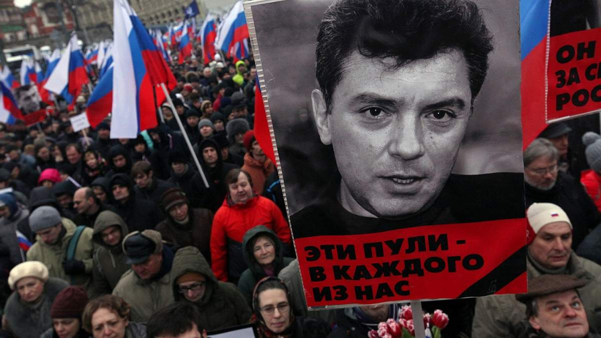 Заказчиков убийства Бориса Немцова нашли: заявление Владимира Путина