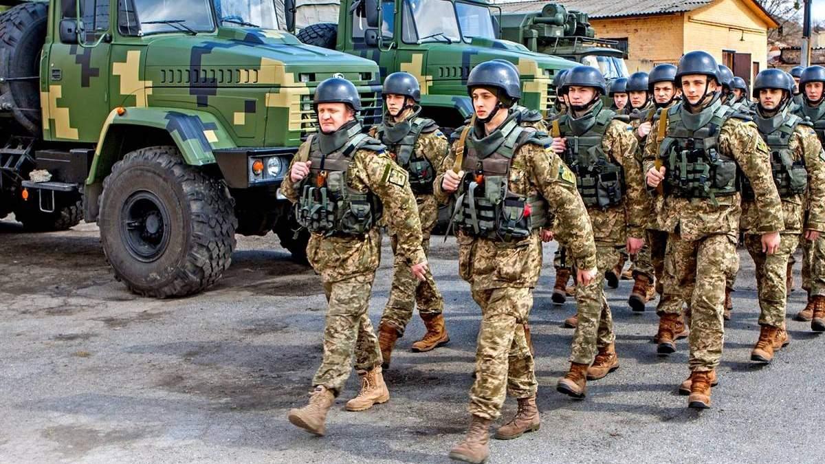 Командувач Сухопутних військ Сирський розповів, якому озброєнню вони надають пріоритетну увагу