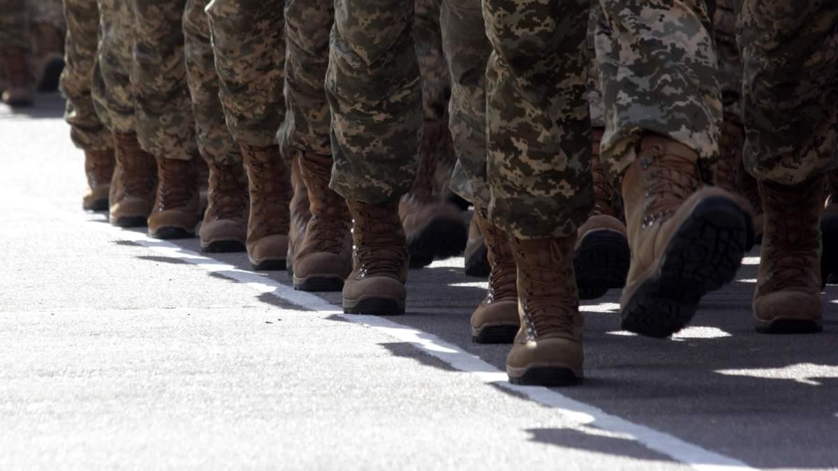 Офіс Президента та Зеленський привітали з Днем Сухопутних військ