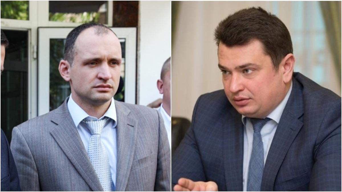 Татаров заявил, что подаст в суд на Сытника