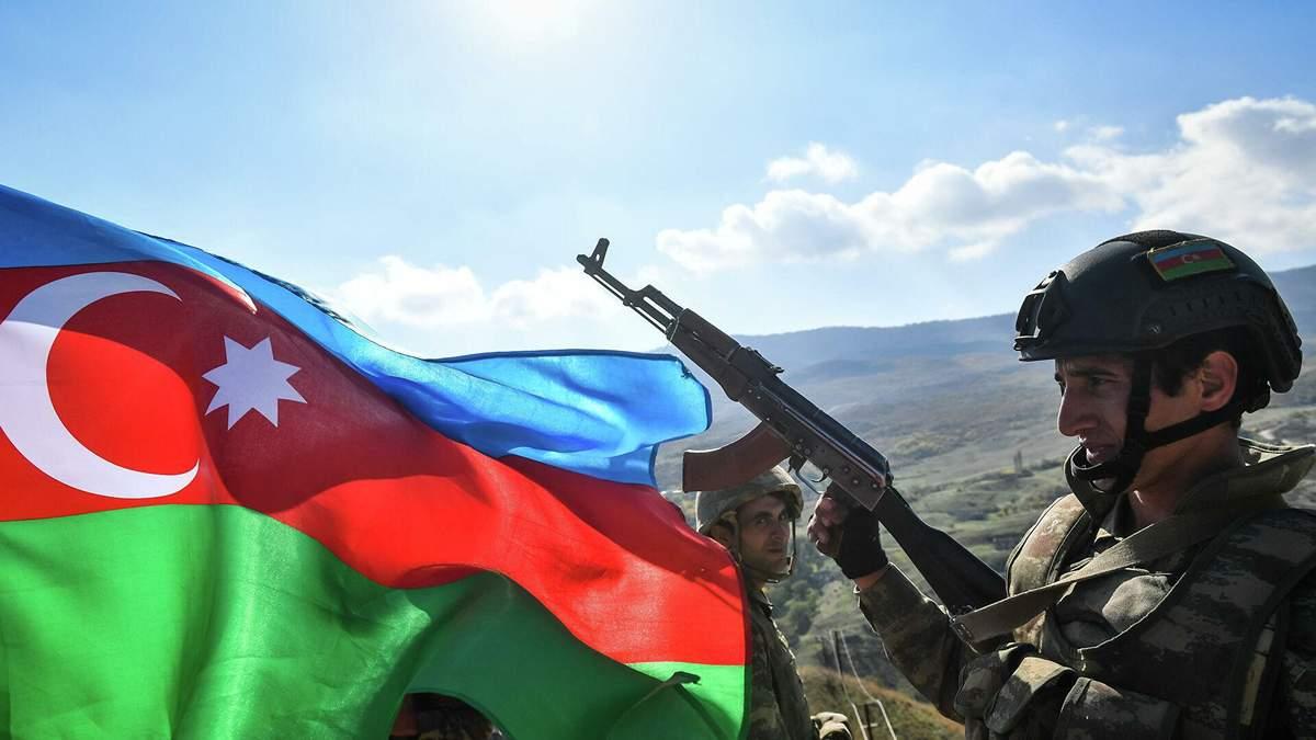 Минобороны Армении 12 декабря 2020 заявило о новом наступлении Азербайджана в Нагорном Карабахе