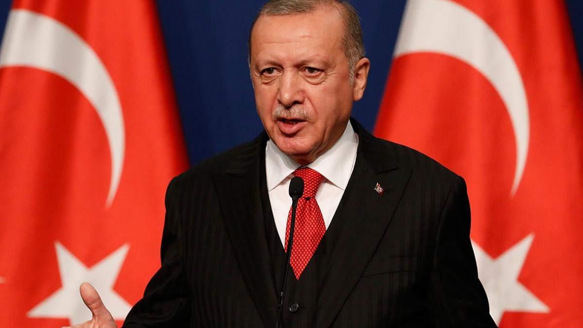 Конфлікт у Середземномор'ї: Туреччина зажадала переговорів з ЄС