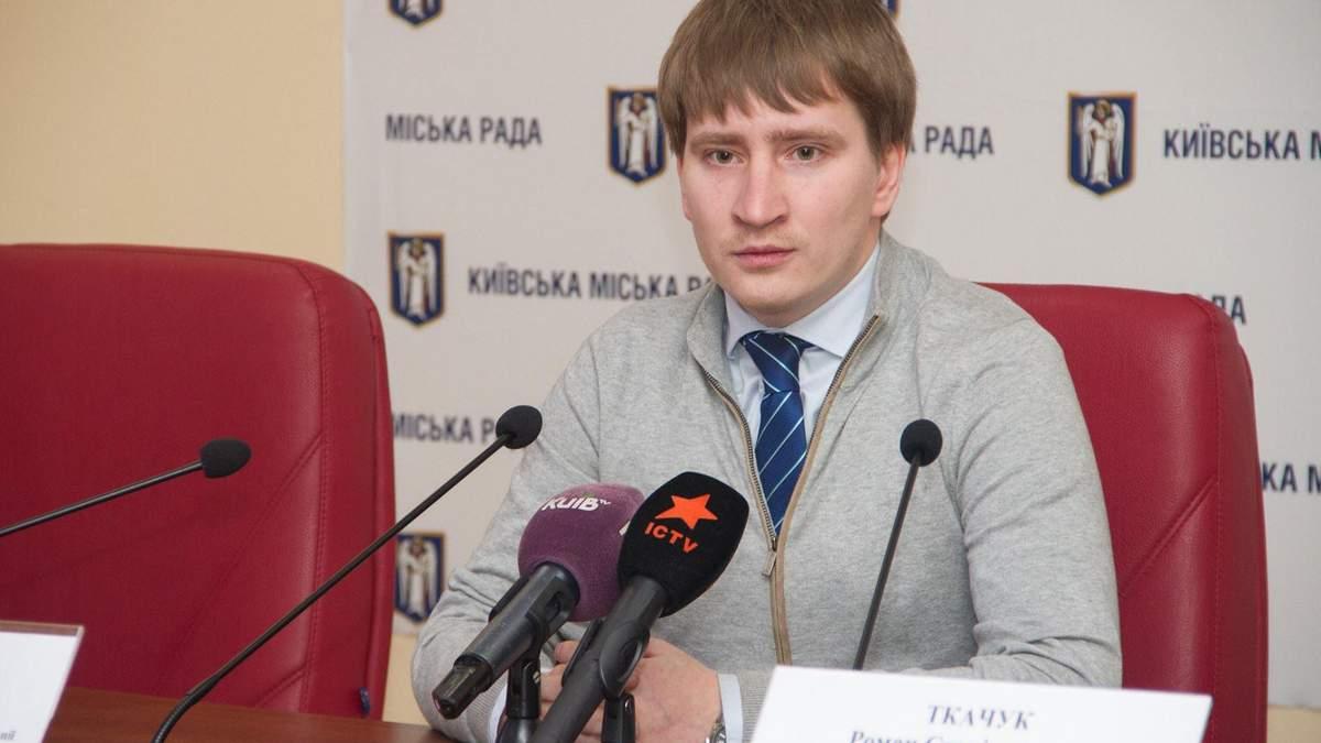 Володимир Бондаренко - секретар Київради